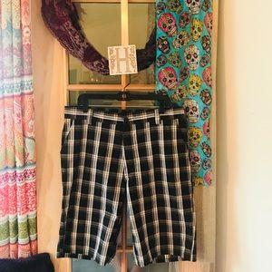 Dickies plaid shorts
